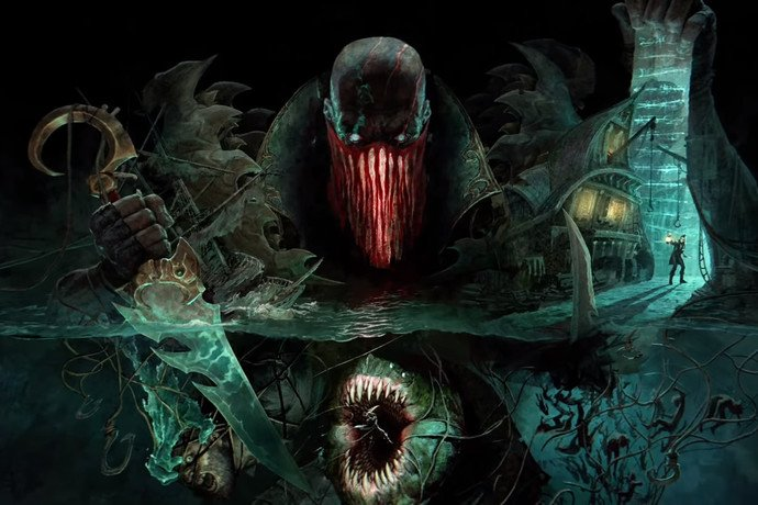 LoL Kanlı Rıhtımın Öcü: Derin Denizlerden Pykeın Hayat Hikayesi!