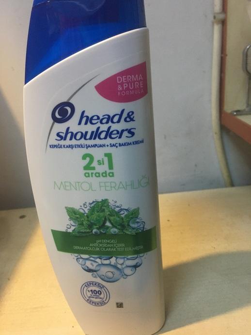 Bir Şampuandan Çok Öte: Head & Shoulders Mentol Ferahlığı Deneyimim!
