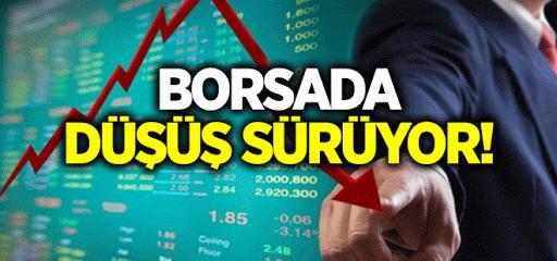Borsa bu hafta küçük yatırımcıyı üzdü.