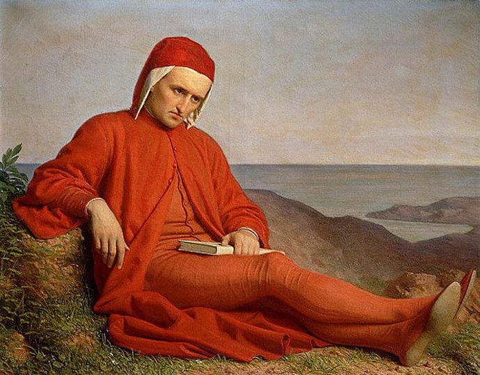 Dantes Exile / Dantenin Sürgünü