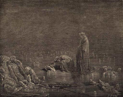 Sanat ve Din Etkileşiminin En Güzel Örneklerinden Biri: Dantenin Cehennemi
