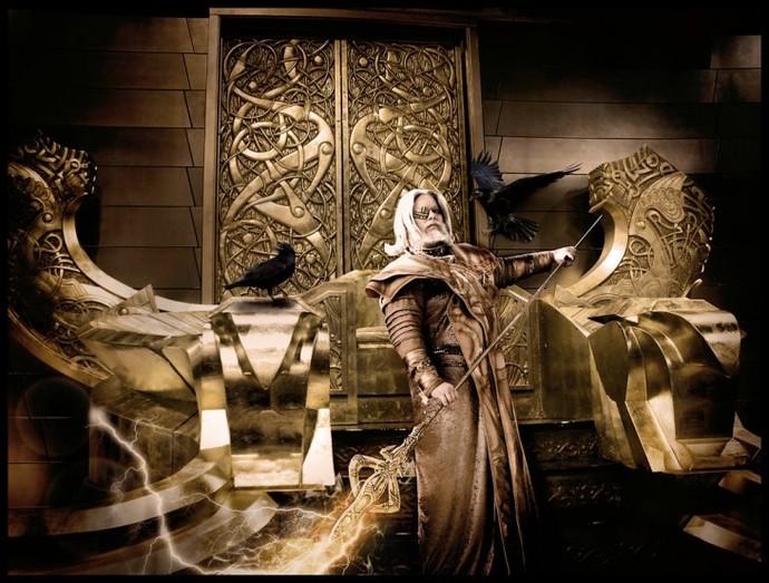 İskandinav Mitolojisindeki En Güçlü Tanrı Odin mi?