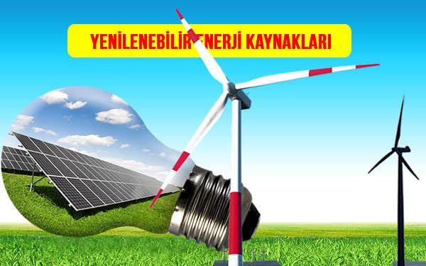 Yenilenebilir enerji, yeşil elektrik