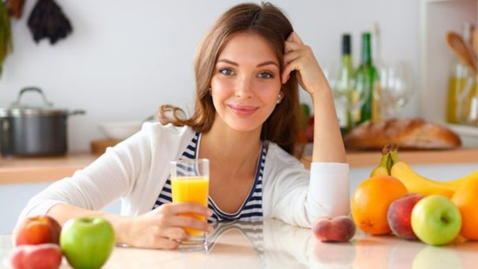Vitamin Deposu Olan Meyve Suları Evde Nasıl Hazırlanır?
