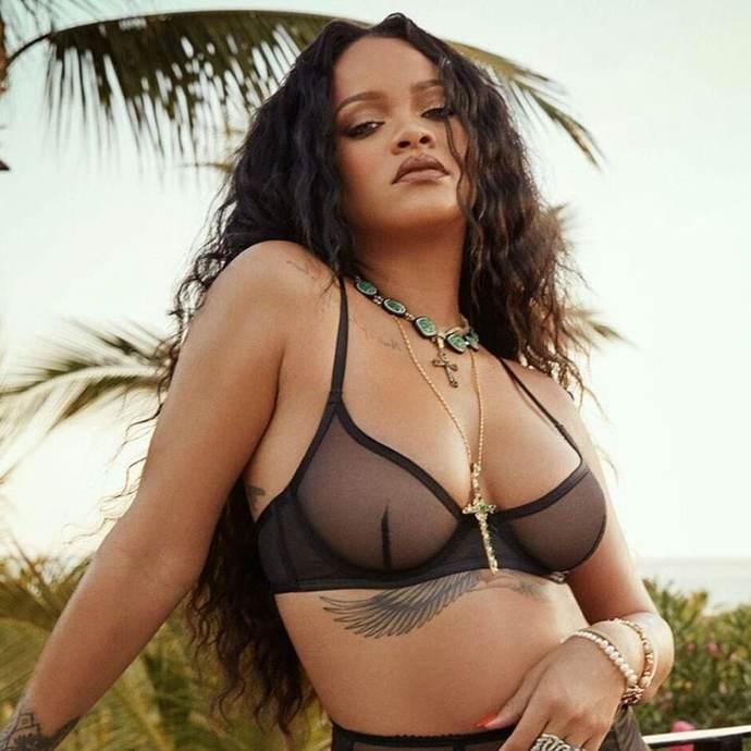 Rihannanın Onur Ayına Özel SavagexPride Koleksiyonu İle Tanışın! 🌈