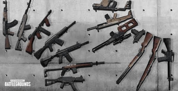 Oyunda bol bol silah var