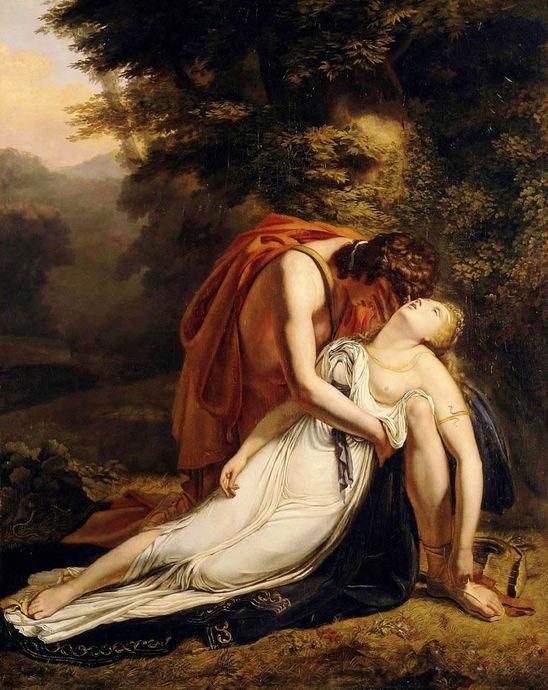Hadesin Dahi Kayıtsız Kalamadığı Büyük Aşk: Orpheus ve Eurydicenin Hikayesi