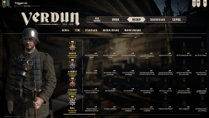I. Dünya Savaşını Damarlarında Hissetmek İsteyenler İçin: Verdun Oyun İncelemesi!