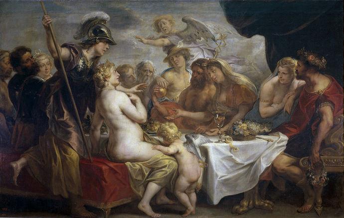 Truvanın Sonunun Başlangıcı: Altın Elma Davası!