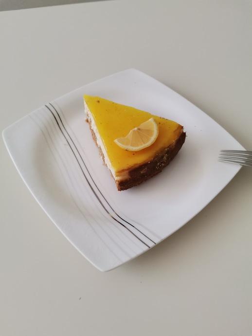 Bayramda Farklı Lezzetlere Açık Olun: Limonlu Cheesecake Tarifi