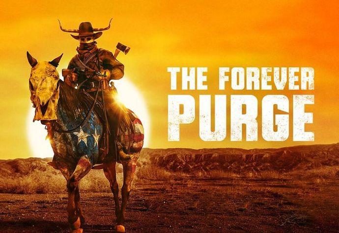 Bitmeyen Arınma Gecesi: The Forever Purge