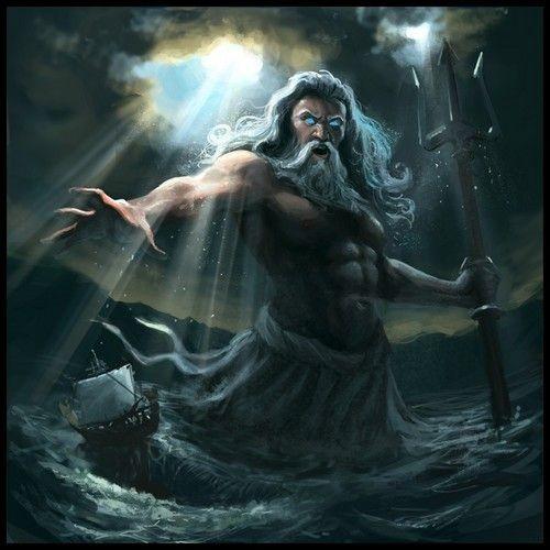 Okeanos; Deniz ve Okyanus Tanrısı