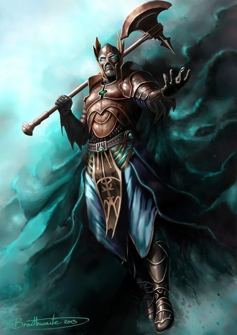 Kriyus; Savaş ve Barış Tanrısı