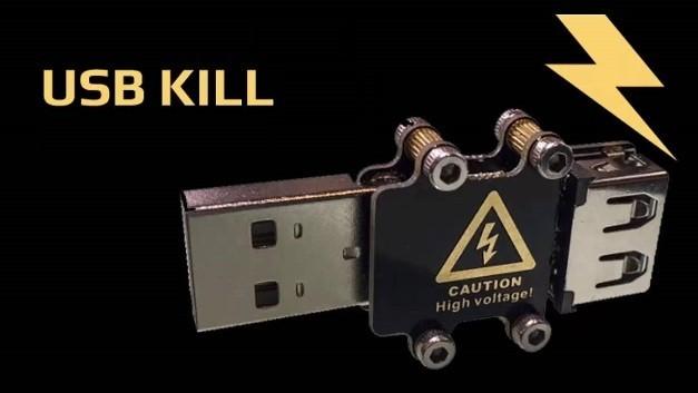 USB Killer Nedir? ☠❌