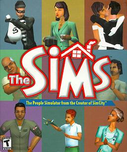 The Sims 1 Kapak Görseli