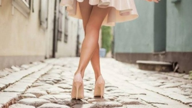 5 Adımda Pürüzsüz Bacaklara Sahip Olun!