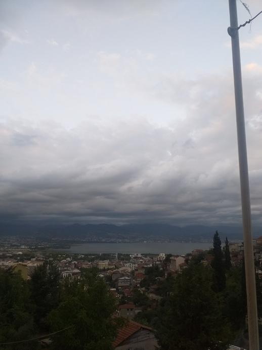 Şehrin kirli bulutları