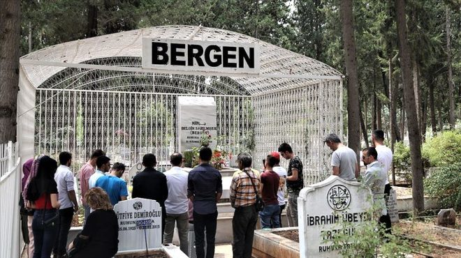 Ölüm Yıl Dönümünde Kadın Cinayetlerinin Simge İsmi Acıların Kadını Bergen ve Bin Sözden Daha Çarpıcı Kafes Mezarının Hikayesi