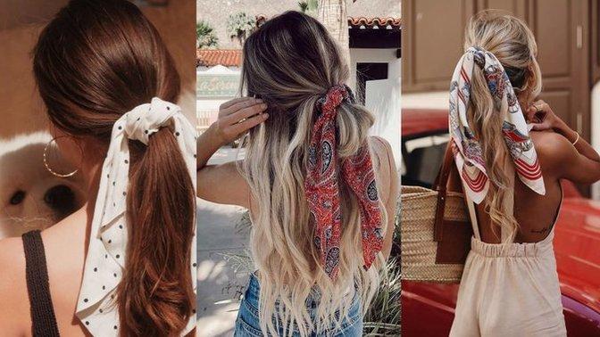Yazın Tüm Cıvıltısını Saçlarınıza Taşımak İçin Kullanabileceğiniz Saç Aksesuarları!