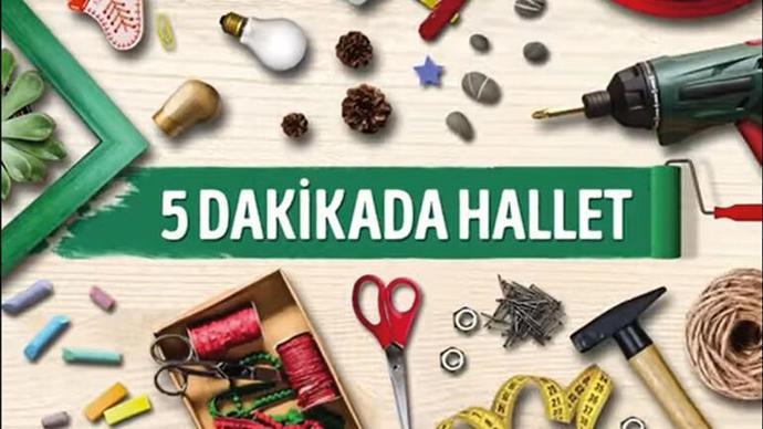 5 Dakikada Hallet Youtube Kanalı
