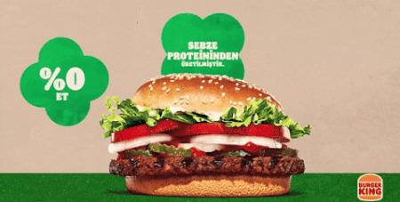 6 Maddede Seni Şaşırtıyoruz: Etsiz Hamburger Olur mu?