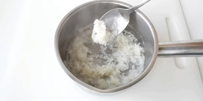 Pirinç bu kıvama gelecek