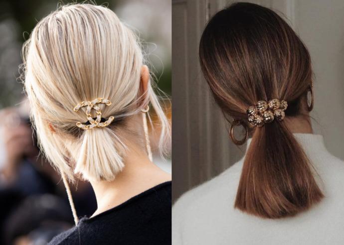 Kısa Saçlarınız İçin Tercih Edebileceğiniz Saç Aksesuarlarıyla Sonbahar Sizin Mevsiminiz Olacak!