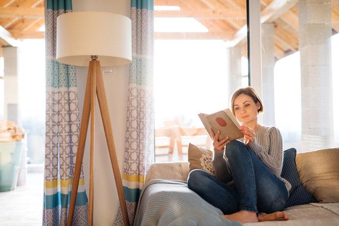Evinde Tam Kitap Okumalık Bir Köşe Olsun İsteyenler için İlham Veren Paylaşımlar