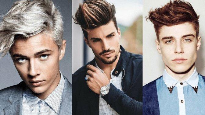 Erkekler Saç Boyatır Mı Demeyin: 2021 Yılında Erkeklerin Tercih Ettiği Saç Renkleri!