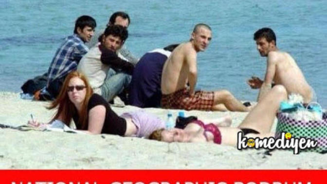 Türk Kızları Kezban mı?