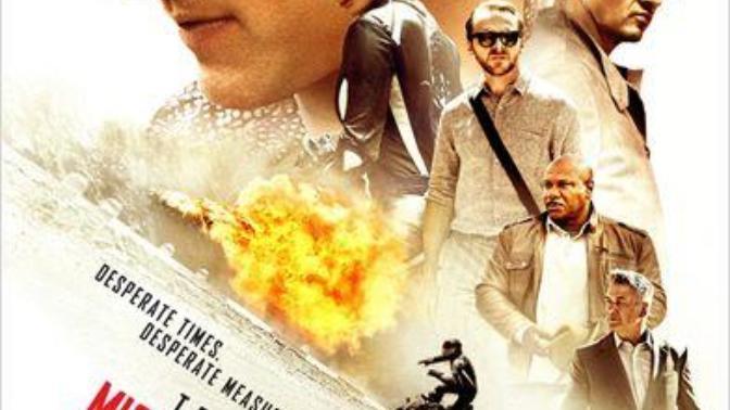 Görevimiz Tehlike 5 - Mission: Impossible - Rogue Nation İnceleme Ve İzlenim