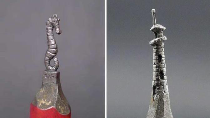 Kurşun Kalem Sanatı
