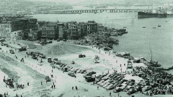 İstanbul'da Nostaljik Yolculuk...