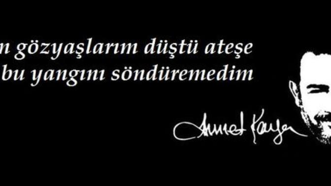 Ahmet Kaya sevenlerine selam olsun..