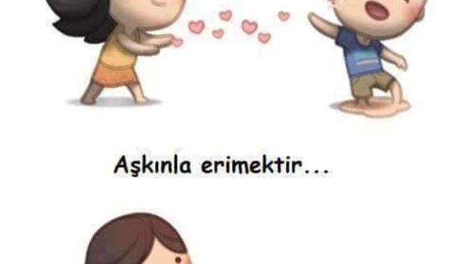 """""""aşk bazen""""aşk'a inanın"""