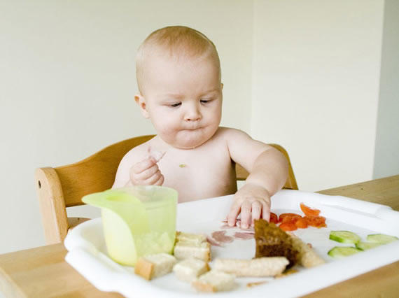 ek gıdalara başlamak