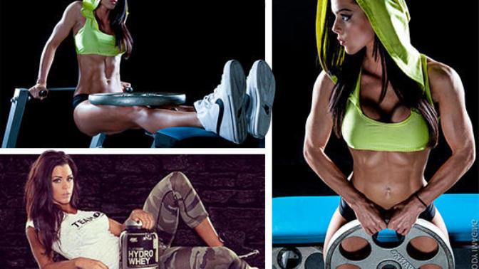 En İyi 5 Fitness Kadını