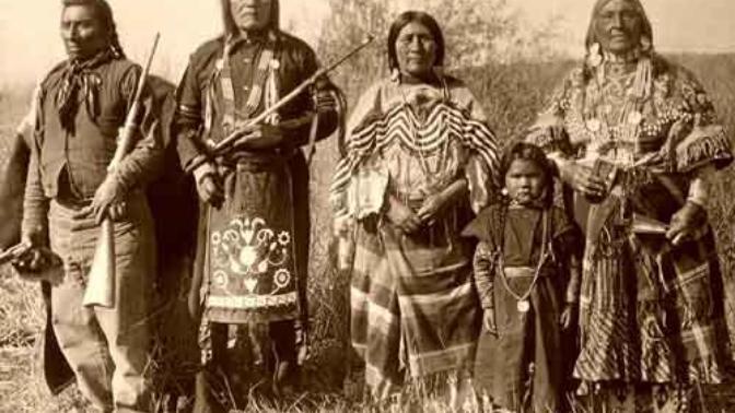 Kızılderili Türkler