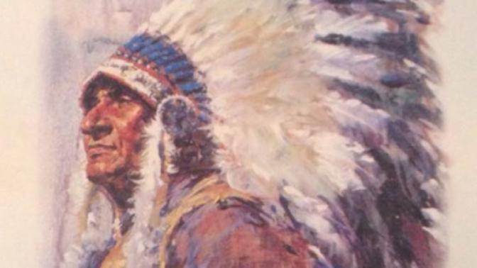 Beyaz Sakallı Tanrı Kristof Kolomb'un Laneti