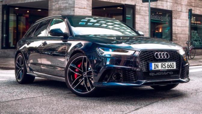 Audi'nin Tasarım Harikası Otomobilleri!