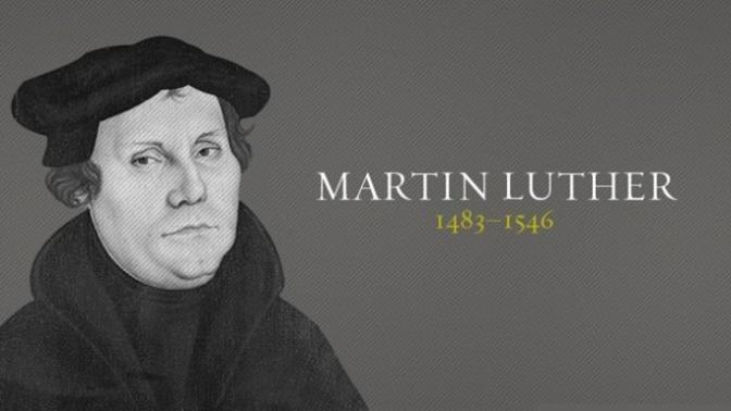 Martin Luther ve Protestanlık