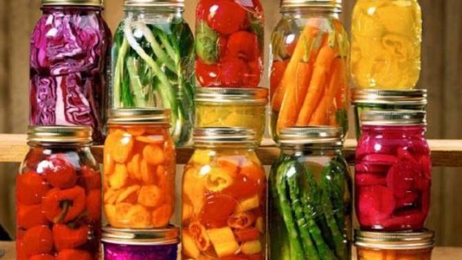 Yaz Meyve ve Sebzeleriyle Kışlıkları Hazırlamaya Başlıyoruz!