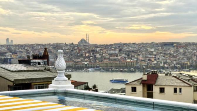 Farklı Bir Otel: Soho House İstanbul