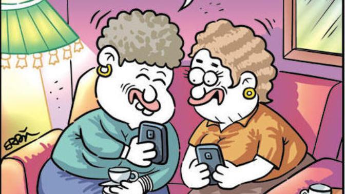 Okurlarına Veda Eden Penguen Dergi Çizerlerinin Gelmiş Geçmiş En Komik Karikatürleri