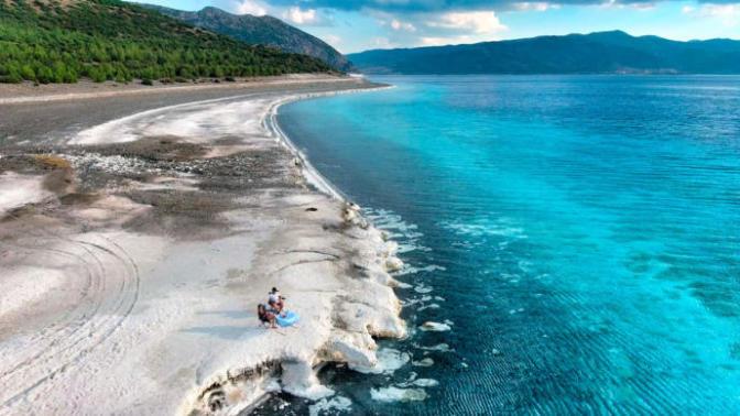 Türkiye'nin Saklı Kalmış Cennetlerine Hoş Geldiniz