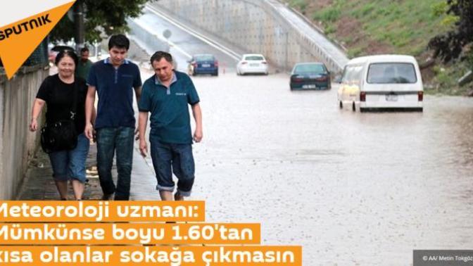18 Temmuz Yağmur Felaketi ve Mizahşör Türk Halkı