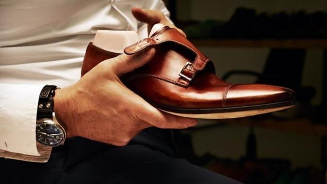 Klasik Ayakkabı Seven Erkekler İçin En İyi Ayakkabı Markası Santoni'den 20 Model