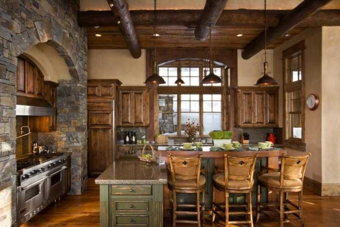 Ev dekorasyonunda Rustik stil tercih eder misiniz?