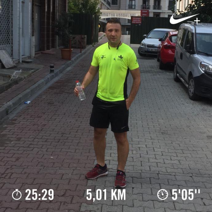Maratonda dünya rekorunu Kenya'dan almak İçin çalışmalara başladım?