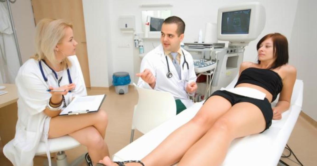 видео осмотр девушек гинекологом жанры это